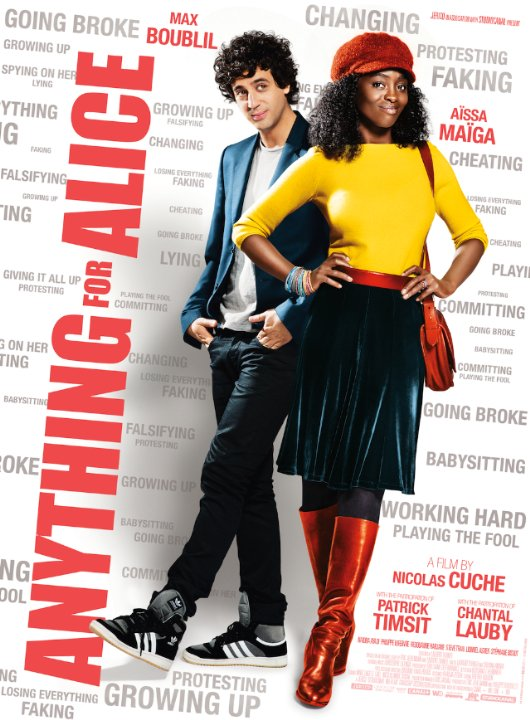Anything for Alice Poster