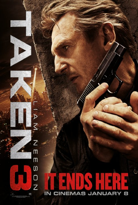 Taken 3 (2014) Technical Specifications