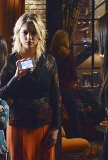 """Pretty Little Liars"" Will the Circle Be Unbroken? Technical Specifications"