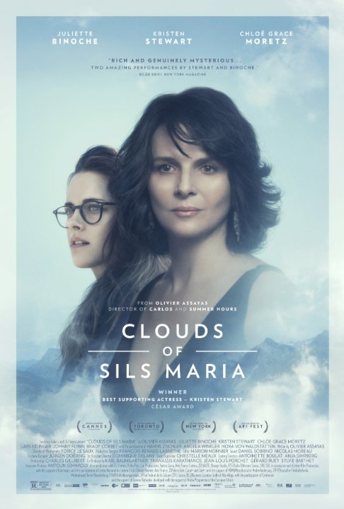 Clouds of Sils Maria Technical Specifications
