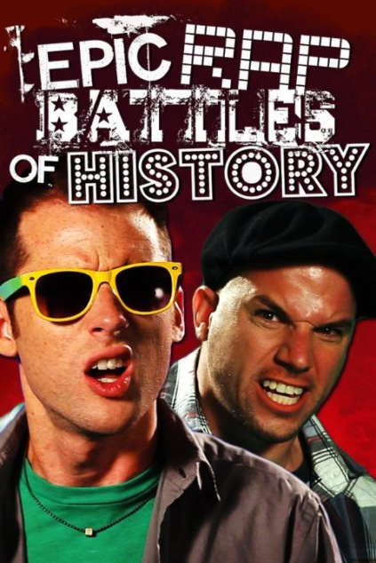 """Epic Rap Battles of History"" Barack Obama vs Mitt Romney 