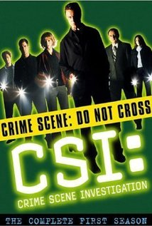 """CSI: Crime Scene Investigation"" CSI on Fire 