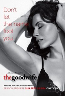"""The Good Wife"" Here Comes the Judge 