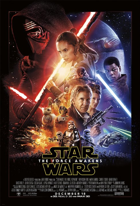 Star Wars: Episode VII – The Force Awakens | ShotOnWhat?