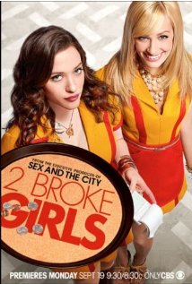 """2 Broke Girls"" And the Three Boys with Wood Technical Specifications"