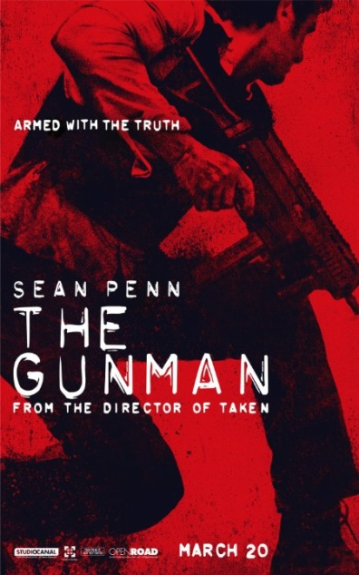 The Gunman Technical Specifications