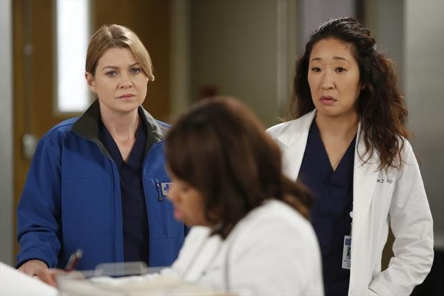 """Grey's Anatomy"" Walking on a Dream"