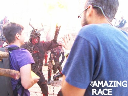"""The Amazing Race"" Not a Well-Rounded Athlete Technical Specifications"