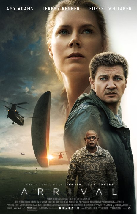 Arrival (2016) Technical Specifications