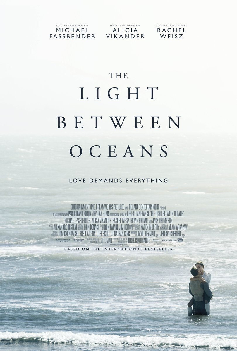 The Light Between Oceans (2016) Technical Specifications