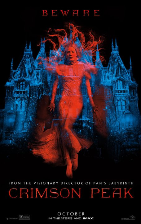 Crimson Peak (2015) Technical Specifications