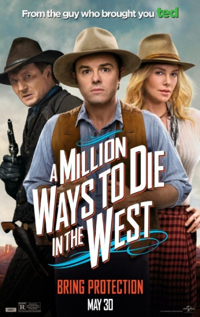 A Million Ways to Die in the West Technical Specifications