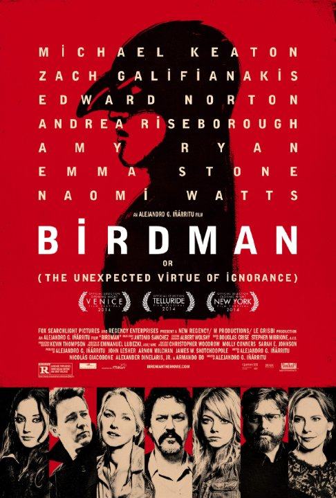 Birdman or (The Unexpected Virtue of Ignorance) (2014)  Technical Specifications