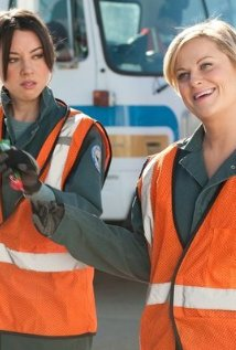"""Parks and Recreation"" Women in Garbage 