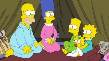 """The Simpsons"" Homer Goes to Prep School Technical Specifications"