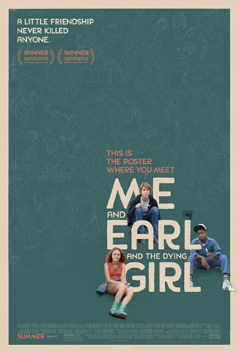 Me and Earl and the Dying Girl (2015) Technical Specifications