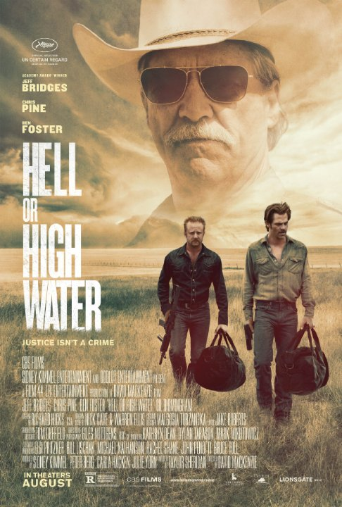 Hell or High Water Technical Specifications