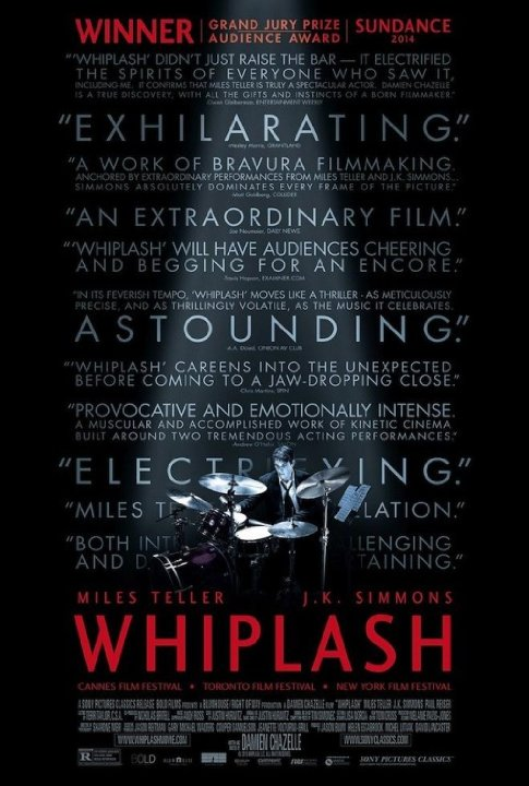 Whiplash (2014) Technical Specifications