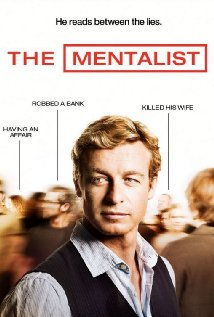 """The Mentalist"" Red, White and Blue 