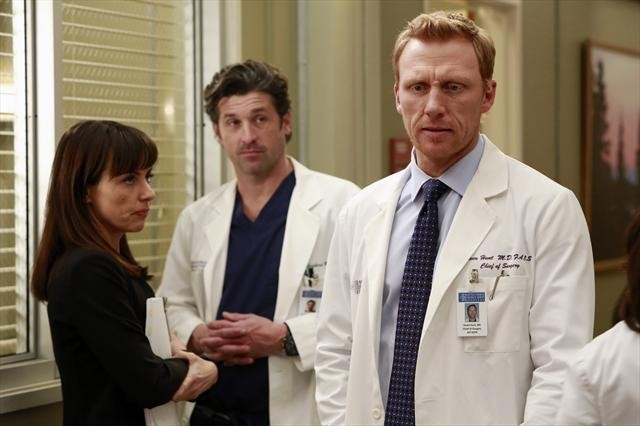 """Grey's Anatomy"" Hard Bargain"