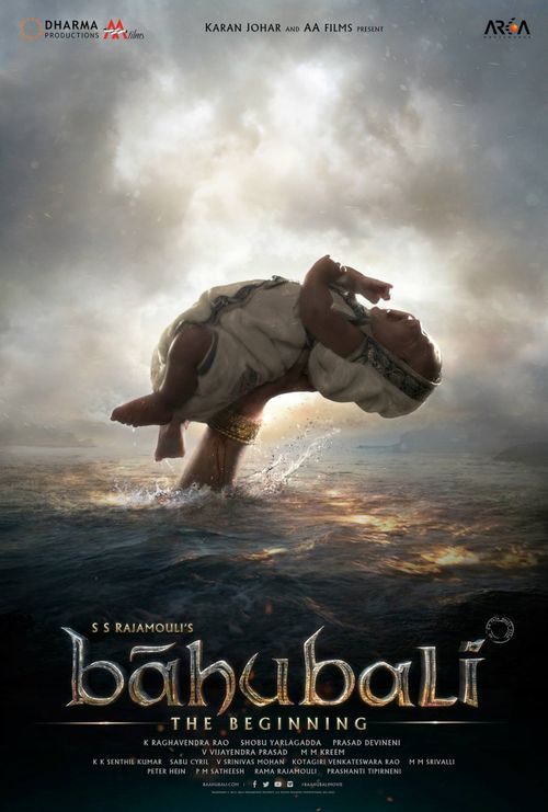 Baahubali: The Beginning (2015) Technical Specifications