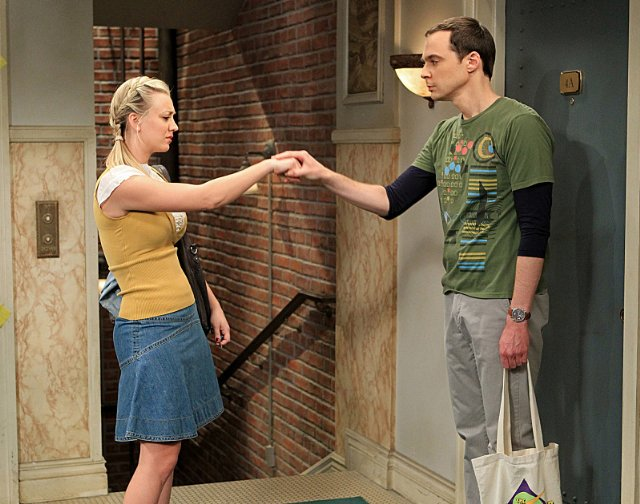 """The Big Bang Theory"" The Spoiler Alert Segmentation Technical Specifications"