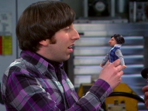 """The Big Bang Theory"" The Cooper/Kripke Inversion Technical Specifications"
