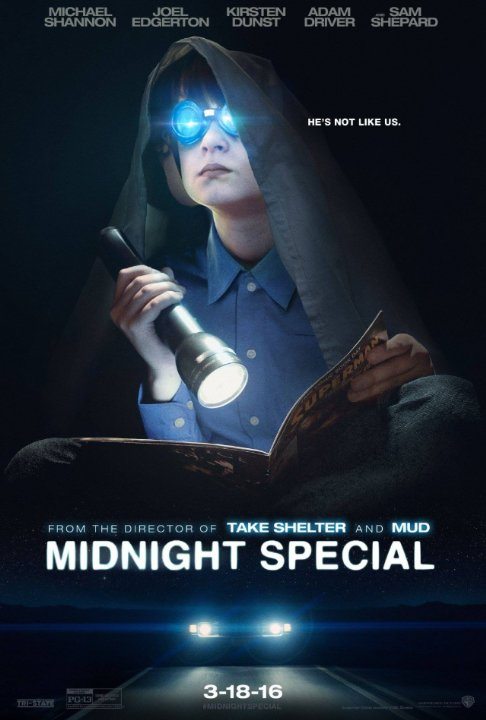 Midnight Special Technical Specifications