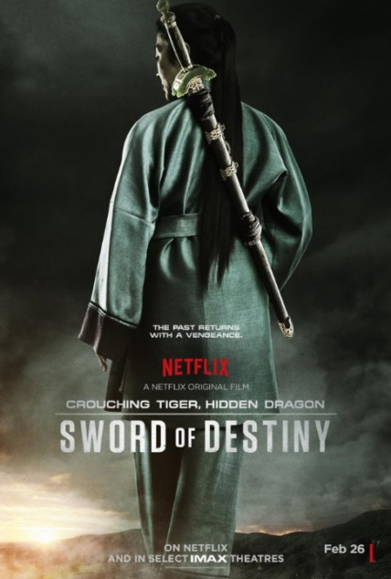 Crouching Tiger, Hidden Dragon: Sword of Destiny Technical Specifications