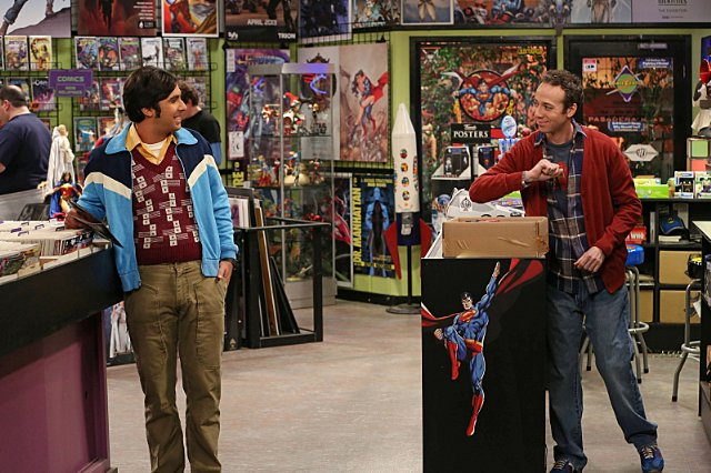 """The Big Bang Theory"" The Tangible Affection Proof Technical Specifications"