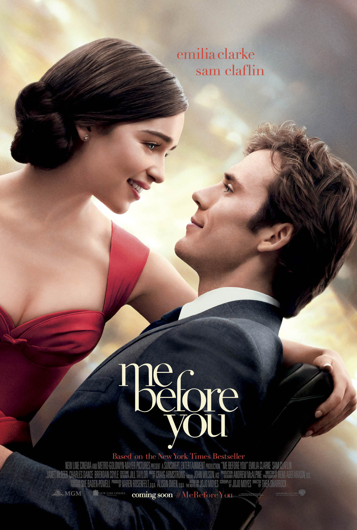 Me Before You (2016) Technical Specifications