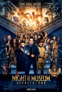 Night at the Museum: Secret of the Tomb (2014) Technical Specifications