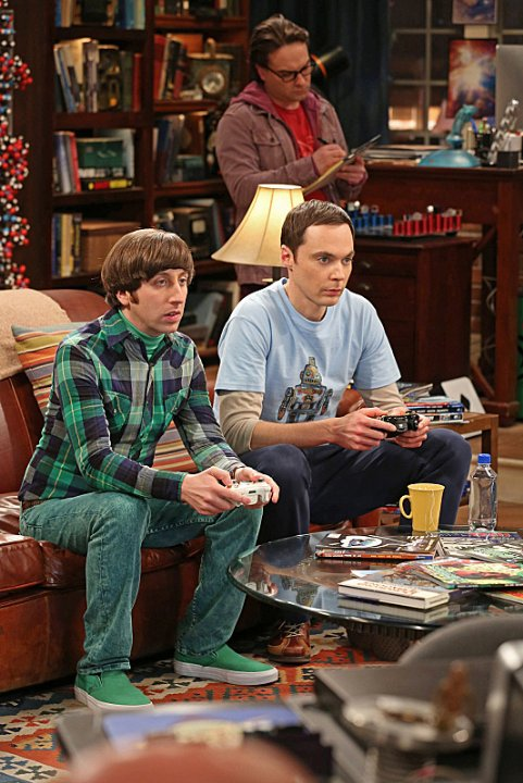 """The Big Bang Theory"" The Contractual Obligation Implementation Technical Specifications"
