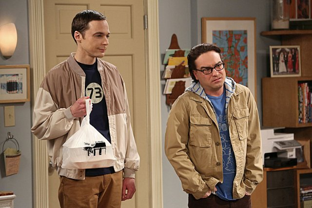 """The Big Bang Theory"" The Closet Reconfiguration Technical Specifications"