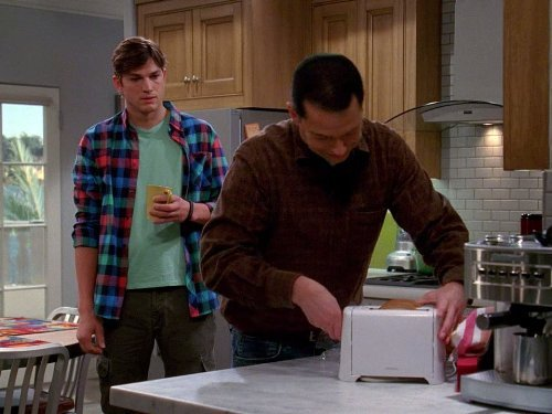 """Two and a Half Men"" The 9:04 from Pemberton Technical Specifications"