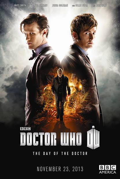 """Doctor Who"" The Day of the Doctor 