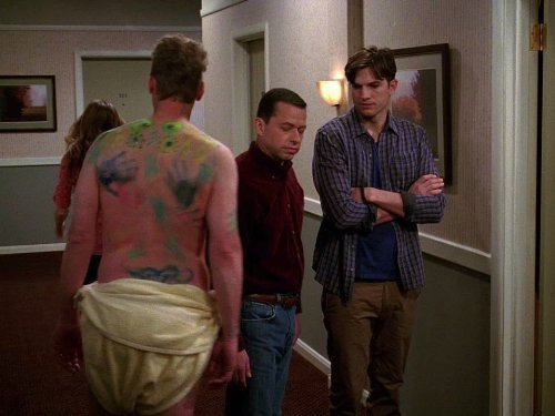 """Two and a Half Men"" Big Episode: Someone Stole a Spoon Technical Specifications"