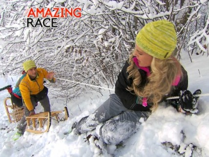 """The Amazing Race"" My Cheese Is Out of Control Technical Specifications"