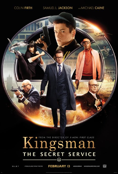Kingsman: The Secret Service | ShotOnWhat?