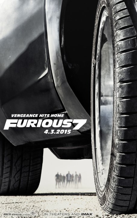Furious Seven (2015) Technical Specifications