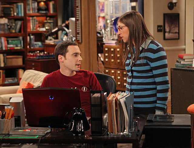 """The Big Bang Theory"" The Closure Alternative Technical Specifications"
