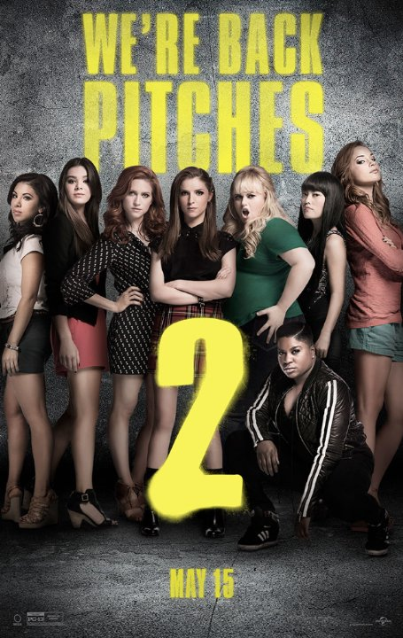 Pitch Perfect 2 Technical Specifications