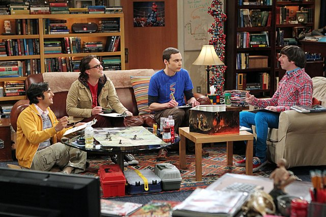 """The Big Bang Theory"" The Love Spell Potential 