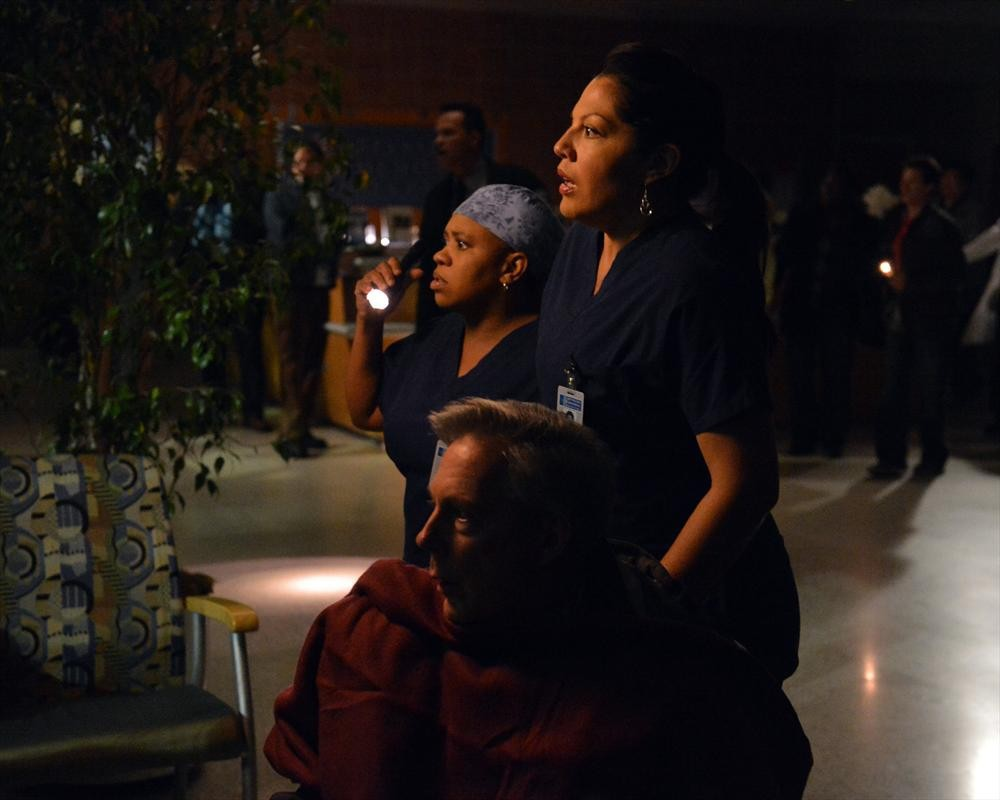 """Grey's Anatomy"" Perfect Storm"