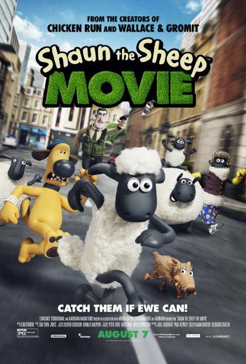 Shaun the Sheep Movie | ShotOnWhat?