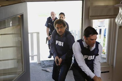 """Criminal Minds"" The Inspiration Technical Specifications"