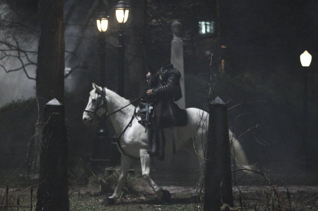 """Sleepy Hollow"" Pilot Technical Specifications"