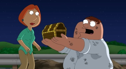 """Family Guy"" Finders Keepers Technical Specifications"