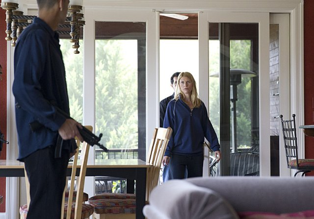 """Homeland"" Still Positive"