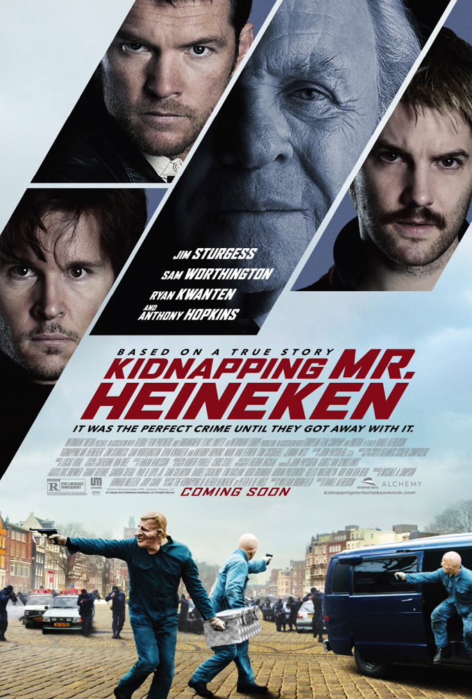 Kidnapping Mr. Heineken (2015) Technical Specifications